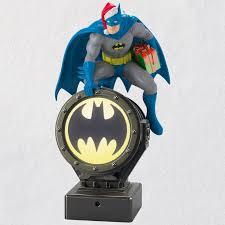 batman peekbuster motion activated sound ornament keepsake