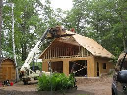 easy ways to construct prefabricated garage kits