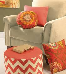 Ottoman Pillow Free Ottoman And Pillow Projects Featuring Hgtv Home Fabric At Jo
