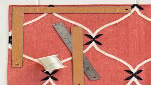 Rug On Carpet Pad Stay Put Rug Gripper Keeps Your Rug Rug Pad Or Carpet Padding Flat