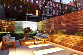 Backyard Privacy Screen by Magnificent Privacy Screen Options For Your Backyard
