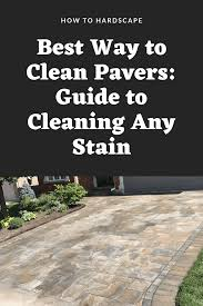 what is the best way to clean stained wood cabinets how to clean pavers guide to cleaning any stain how to