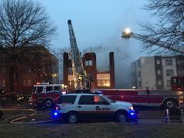 fire guts kansas city apartment building kcur