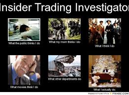 Meme Insider - wiretaps or no regulators continue insider trading crackdown