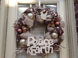 burlap christmas decorations yahoo image search results