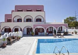 chambre d hote santorin villa koronios chambres d hôtes firá