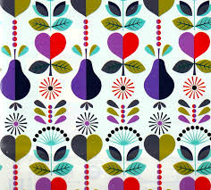 retro wrapping paper 5 sheets of vintage birthday wrapping paper dotcomgiftshop