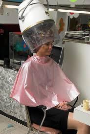 sissy boys hair dryers my girly pleasures under the dryer getting curled pinterest