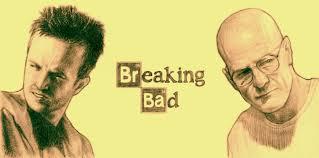 breaking bad sketches fan art jesse pinkman walter white