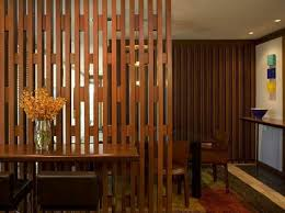 Wooden Room Dividers by