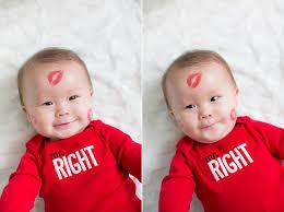 valentines baby valentines baby photo shoot thaoie