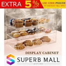Muffin Display Cabinet Unbranded Restaurant Displays U0026 Bain Maries Ebay