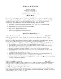 Senior Auditor Resume Sample by Senior Auditor Resume Sample Free Resume Example And Writing