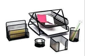 Office Desk Gifts Diy Office Organizer Wooden Office Desk Sets Desk File Organizer