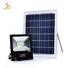 high lumen solar spot lights high lumen lithium battery remote control outdoor led solar dusk to