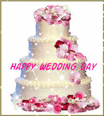 happy wedding day happy wedding day cake desiglitters