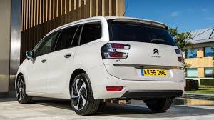 citroen grand c4 picasso flair bluehdi 150 2016 review by car