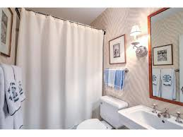 Map Shower Curtain 2057 Dellwood Drive Nw