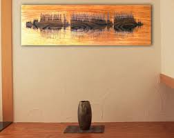 wall designs personalized wood wall soundwave wall
