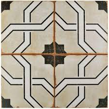 Home Depot Tile Flooring Tile Ceramic by Merola Tile Cordoba 17 5 8 In X 17 5 8 In Ceramic Floor And Wall