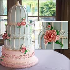 cakes for spring spring wedding cakes sweetface cakes