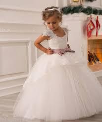 robe bebe mariage pas cher 2015 nouveau parti mariage formelle fleurs fille robe