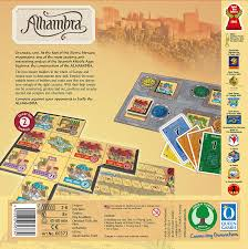 amazon com alhambra board game toys u0026 games