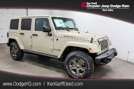 gold jeep wrangler new 2018 jeep wrangler jk unlimited golden eagle 4d sport utility