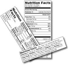 blank nutrition facts template create your own fda approved nutrition fact labels with our