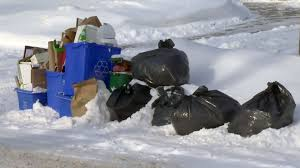 kitchener garbage collection waste collection crews catch up as season ends