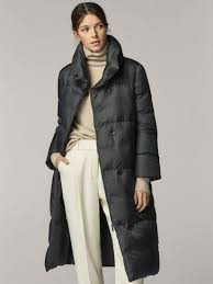 Ladies Duvet Coats Women U0027s Jackets Massimo Dutti Autumn Winter Collection 2017