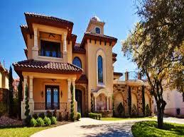 spanish style exterior house colors spanish hacienda style white