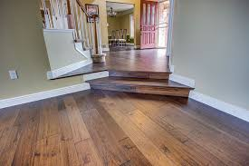 hardwood flooring featured in denver remodel