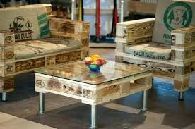 tables made from pallets tables made from pallets furniture made with logos brands coffee