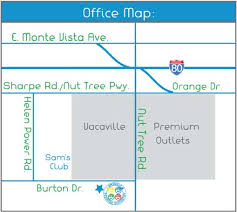 vacaville outlets map vacaville pediatric dentistry
