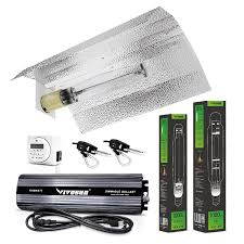 1000 watt hps light amazon com vivosun hydroponic 1000 watt hps mh grow light wing