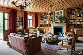 writer nancy hoguet takes ad inside her family u0027s hunting lodge in