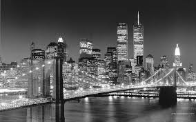 New York City Skyline Wallpaper Black And White Image Gallery Hcpr by Photo Collection Nyc Skyline Manhattan Wallpaper