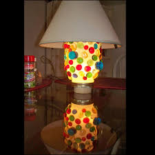 make a mason jar bauble lamp 5 steps with pictures