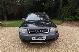 used 2005 audi a6 allroad tdi quattro for sale in cambs pistonheads