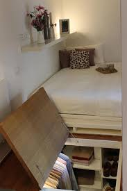 storage ideas for small bedrooms apartment therapy
