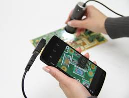gadgets for android gadgets n soft build an android microscope