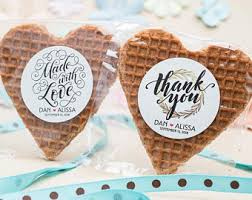 wedding guest gift ideas cheap edible wedding favor etsy