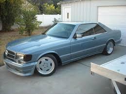 1986 mercedes 560 sec mercedes 560 sec