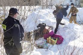what is canadian thanksgiving about why are asylum seekers crossing into canada on foot and what are