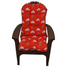 Ohio State Chair Sports Fan Chair Pads U0026 Cushions Home Decor Kohl U0027s