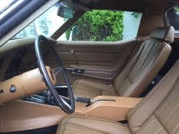 Saddle Interior Chevrolet Corvette Coupe 1969 Black For Sale 194379s719641 1969