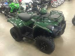 2017 kawasaki brute force 300 green for sale in herrin il good