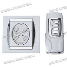 wireless remote control light switch control 4 light switch 4 channel digital wireless remote control