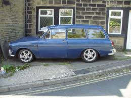 volkswagen squareback blue vw squareback u002768 david s flickr